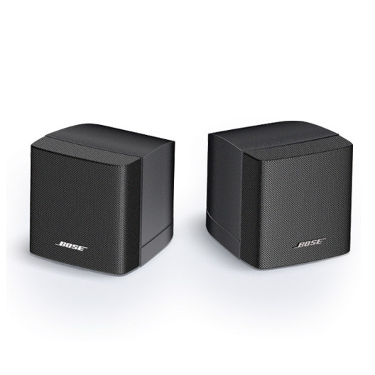 Bose FreeSpace 3 Surface-Mount Satellites schwarz je Paar