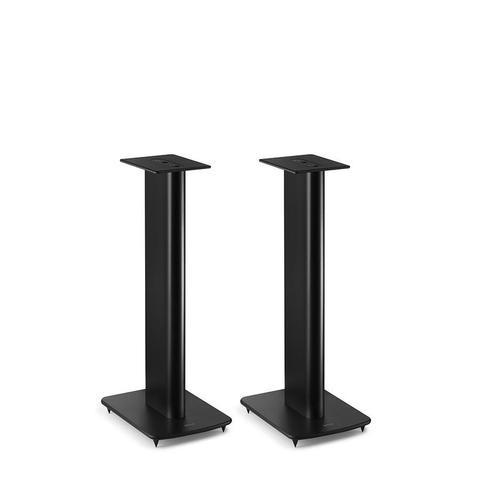 KEF speaker stand black
