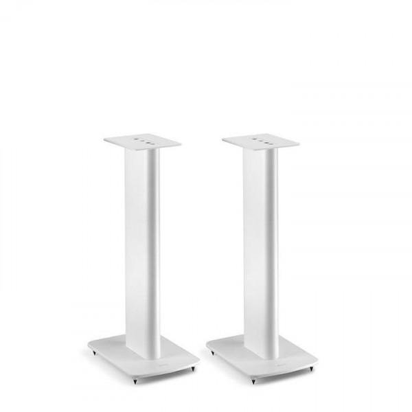 KEF speaker stand white