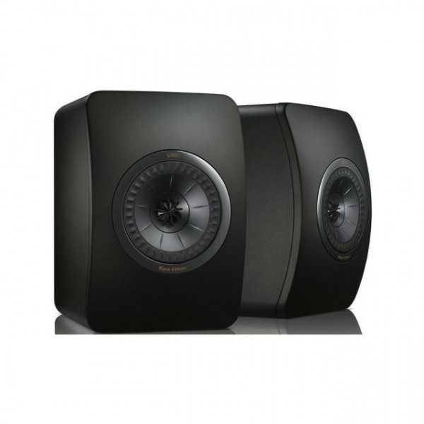 KEF LS50 all black je paar