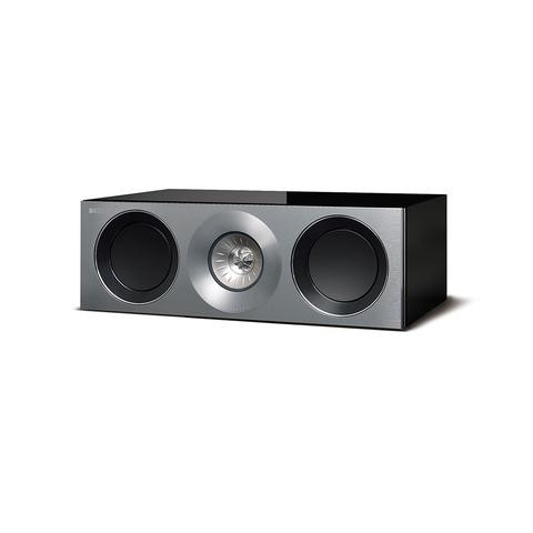 KEF Reference 2c Piano Black center
