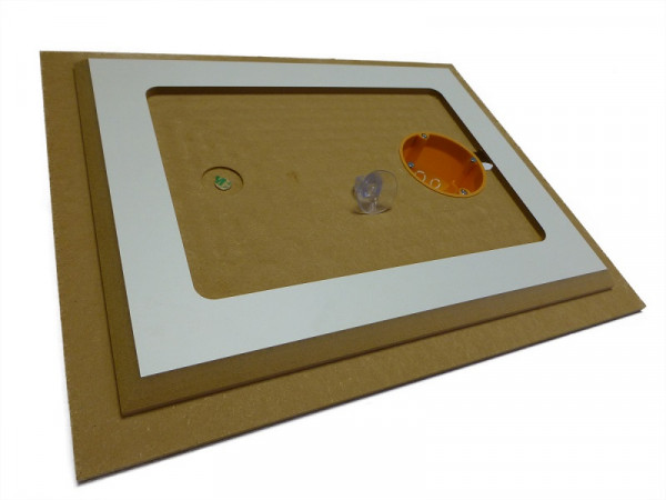 Wandeinbauhalterung iPad 2,3 und 4