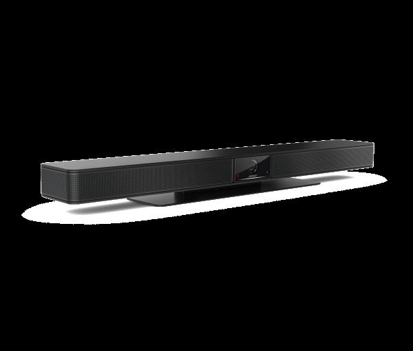BOSE VB1 Videobar mit Mikrofon, Kamera und Lautsprecher